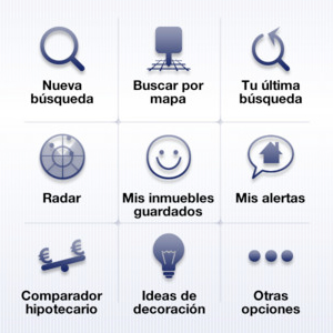 The fourth version of the fotocasa.es app for iPhone comes with big changes.
